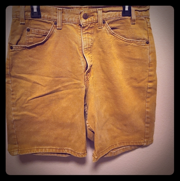 Levi's Pants - Jean Shorts
